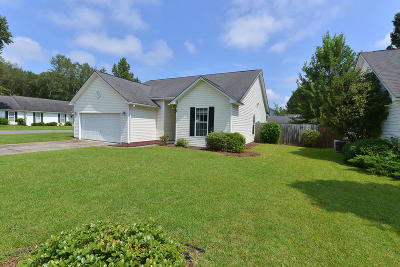 Ladson Single Family Home For Sale: 718 Oxford Road