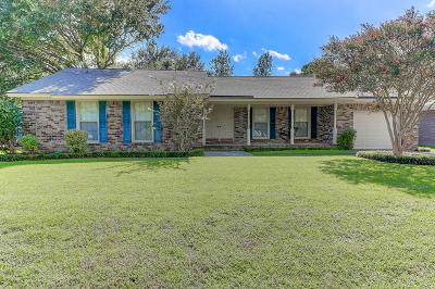 Charleston Single Family Home For Sale: 811 Farnham Road