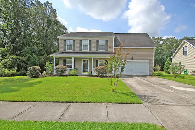 Summerville Single Family Home For Sale: 525 Beverly Drive