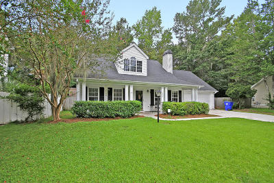 Charleston Single Family Home For Sale: 1399 Emerald Forest Parkway