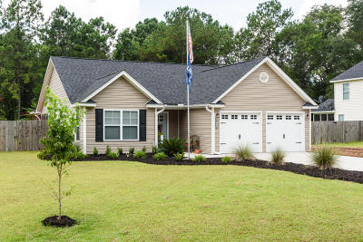 Johns Island Single Family Home Contingent: 1554 Southwick Drive