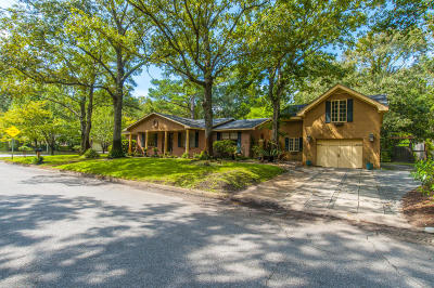 Single Family Home For Sale: 1216 Wappetaw Place