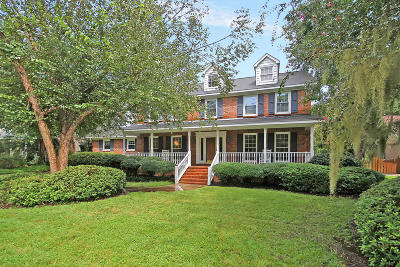 Charleston Single Family Home For Sale: 54 Still Shadow Drive