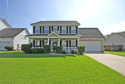 North Charleston Single Family Home For Sale: 105 Britton Ln