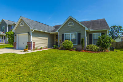 Summerville Single Family Home For Sale: 5063 Ballantine Drive