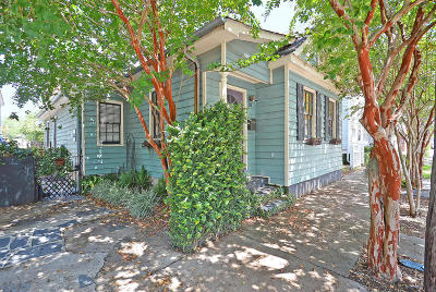 Charleston Single Family Home Contingent: 38 Kennedy Street