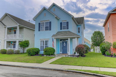 Summerville Single Family Home For Sale: 221 Trillium Avenue