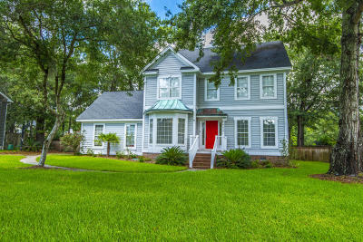 Mount Pleasant Single Family Home For Sale: 618 Hidden Boulevard