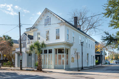 Charleston Single Family Home For Sale: 267 Rutledge Avenue