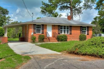 Single Family Home For Sale: 307 Edisto Avenue