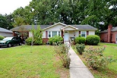 Single Family Home For Sale: 207 Culver Avenue