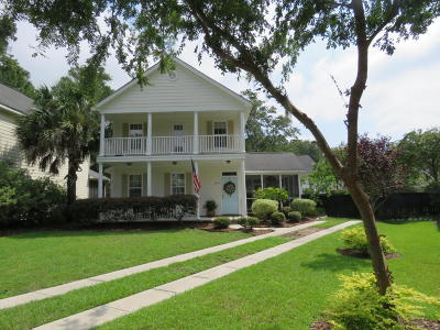 Johns Island Single Family Home Contingent: 2947 Split Hickory Court