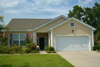 North Charleston Single Family Home For Sale: 2438 Thoreau Street