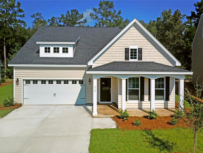Summerville SC Single Family Home Contingent: $281,225