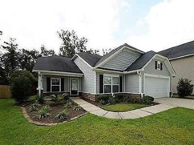 Moncks Corner Single Family Home For Sale: 140 Charlesfort Way