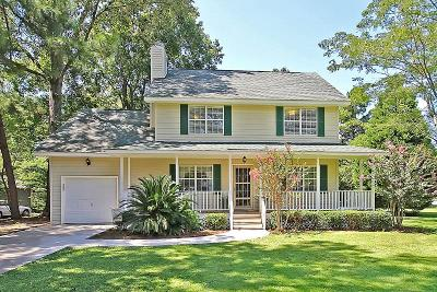 Charleston Single Family Home For Sale: 2150 Vespers Drive