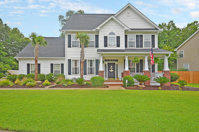 Summerville Single Family Home For Sale: 5105 Tinston Court