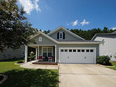 Summerville Single Family Home For Sale: 310 Sanctuary Park Drive