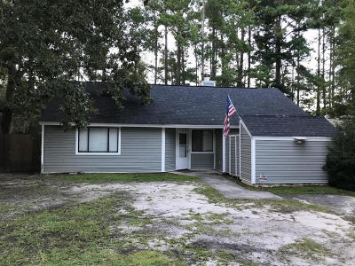 Summerville Single Family Home For Sale: 101 Hedge Way