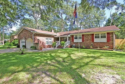 Summerville Single Family Home For Sale: 206 Grouse Road