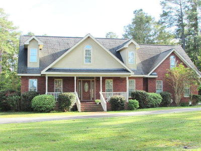 Single Family Home For Sale: 491 Chapel Creek Drive