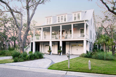 Johns Island Single Family Home For Sale: 1860 Headquarters Plantation Drive