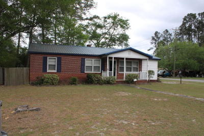 Walterboro Single Family Home For Sale: 100 Rosewood Drive