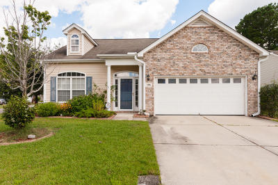 Moncks Corner Single Family Home For Sale: 106 Meadowvale Lane