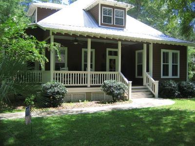 Walterboro Single Family Home For Sale: 296 Oxford Drive