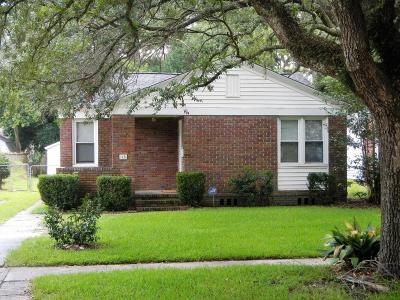 Charleston Single Family Home For Sale: 15 Yeadon Avenue