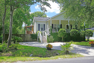 Charleston Single Family Home For Sale: 731 Jordan Street