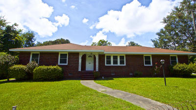 North Charleston Single Family Home For Sale: 5541 Garrett Avenue