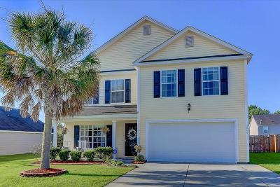 Moncks Corner Single Family Home For Sale: 3066 Maple Leaf Drive