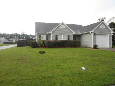 Goose Creek Single Family Home For Sale: 132 Salem Creek Drive
