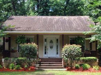 Walterboro Single Family Home Contingent: 109 Greenbay Street