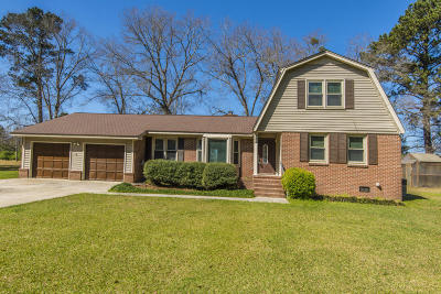 Moncks Corner Single Family Home For Sale: 731 Haltiwanger Way