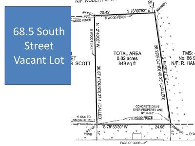 Residential Lots & Land For Sale: 68 South Street