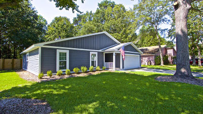 Charleston Single Family Home For Sale: 1431 Emerald Forest Parkway