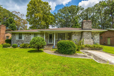 Charleston Single Family Home Contingent: 760 Hitching Post Road