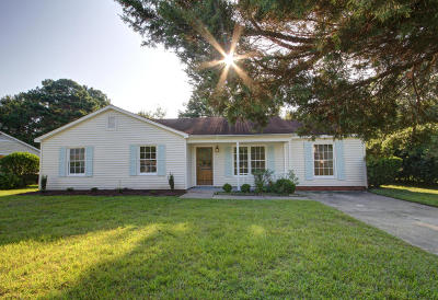 North Charleston Single Family Home For Sale: 7650 Chippendale Road