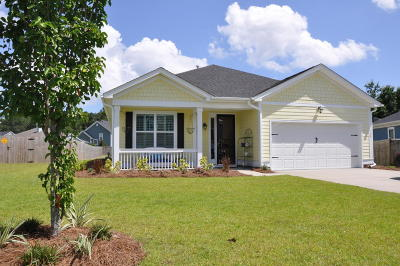 Charleston Single Family Home For Sale: 110 Indigo Marsh Circle