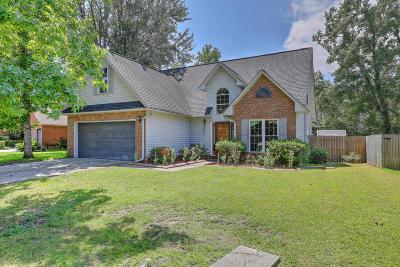 North Charleston Single Family Home For Sale: 8739 Adaline Street