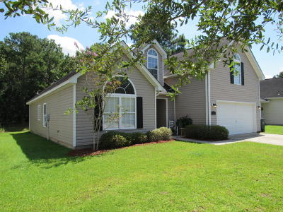 North Charleston Single Family Home Contingent: 8927 High Cotton Court