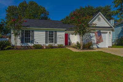Goose Creek Single Family Home For Sale: 422 Indigo Road