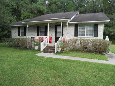 Berkeley County Single Family Home For Sale: 164 Butterfly Lane