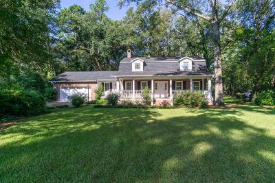 Summerville Single Family Home For Sale: 114 Salisbury Drive