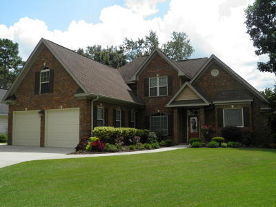 Goose Creek Single Family Home For Sale: 107 Sutton Lane