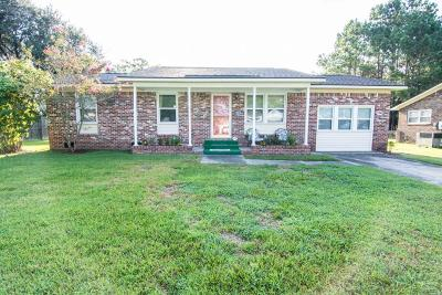 Berkeley County Single Family Home For Sale: 118 Wisteria Road