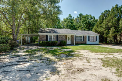 North Charleston Single Family Home For Sale: 7670 Midwood Drive