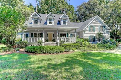 Summerville Single Family Home For Sale: 107 Scott Court